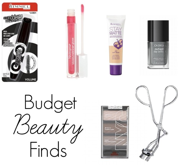 Beauty Tuesday: Budget Beauty Finds