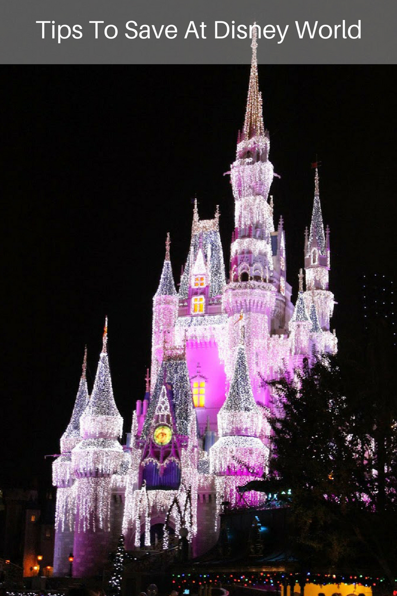 All the tips to save at Disney World to create the perfect family vacation.