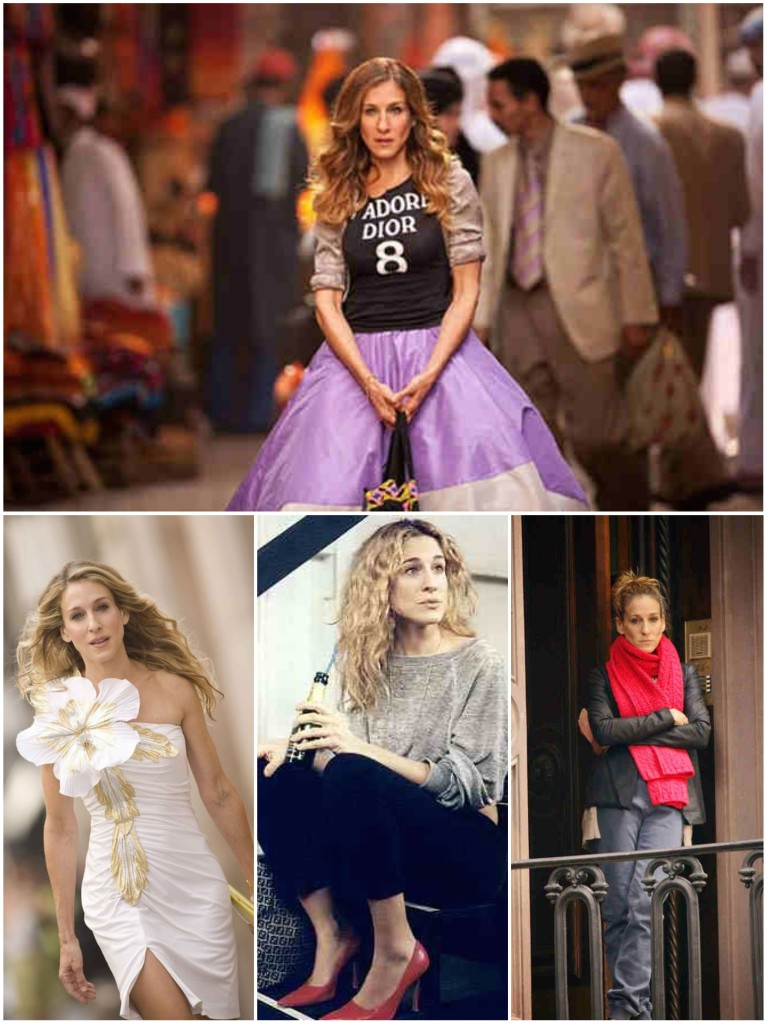 Carrie Bradshaw a Style Icon