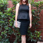 Style Saturday: All Black and NoNips