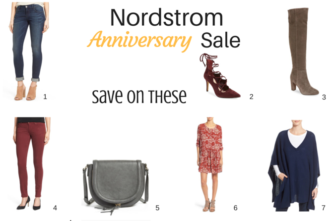 Nordstrom Anniversary Sale. Save big on some of your favorite style items. - The Fashionista Momma