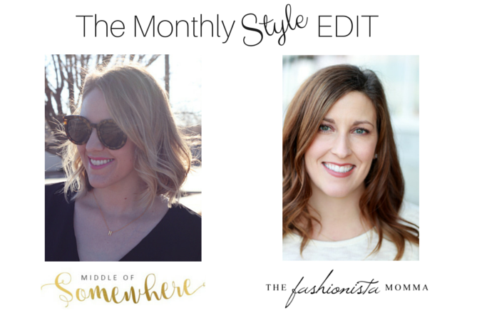 Monthly Style Edit Host