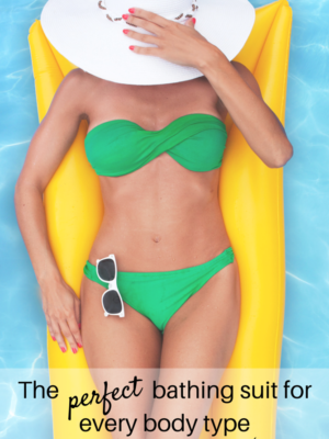 The Perfect Bathing Suit For Every Body Type