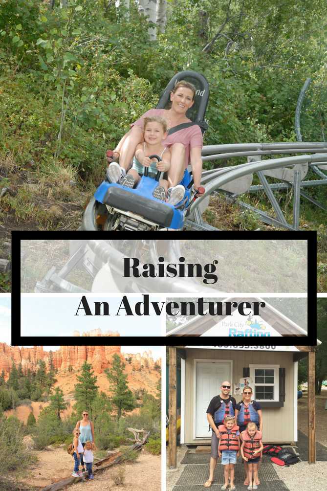 Why you should be raising an adventurer. - The Fashionista Momma