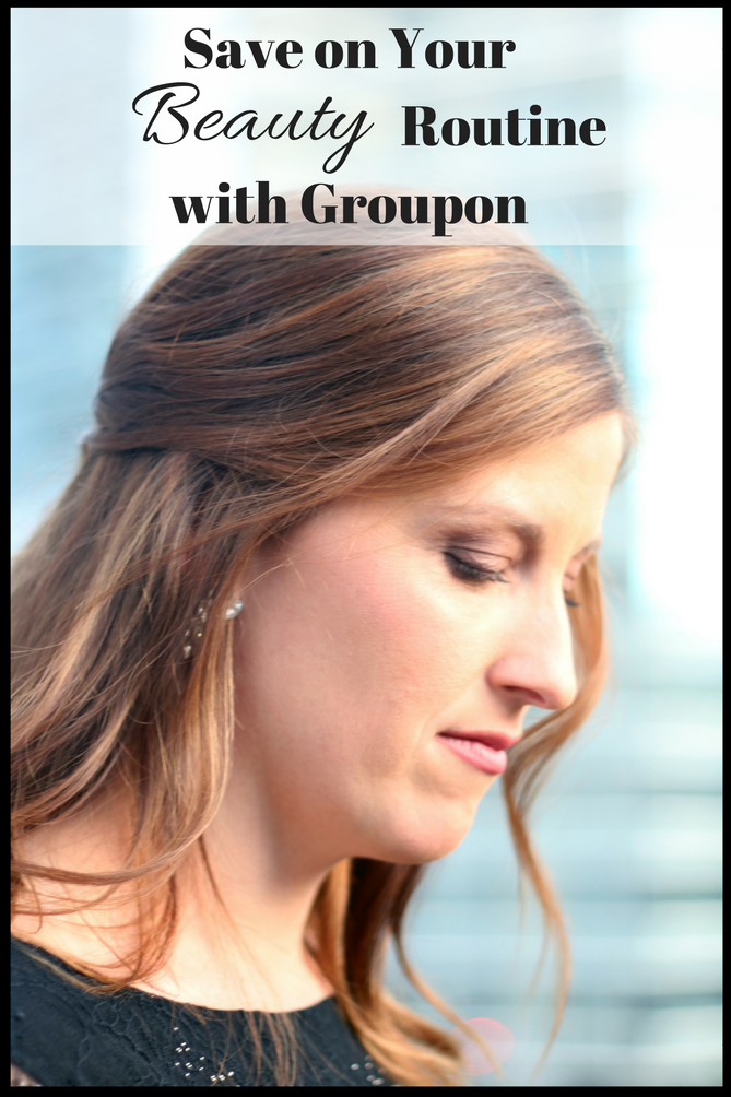 Save on your beauty routine with Groupon.