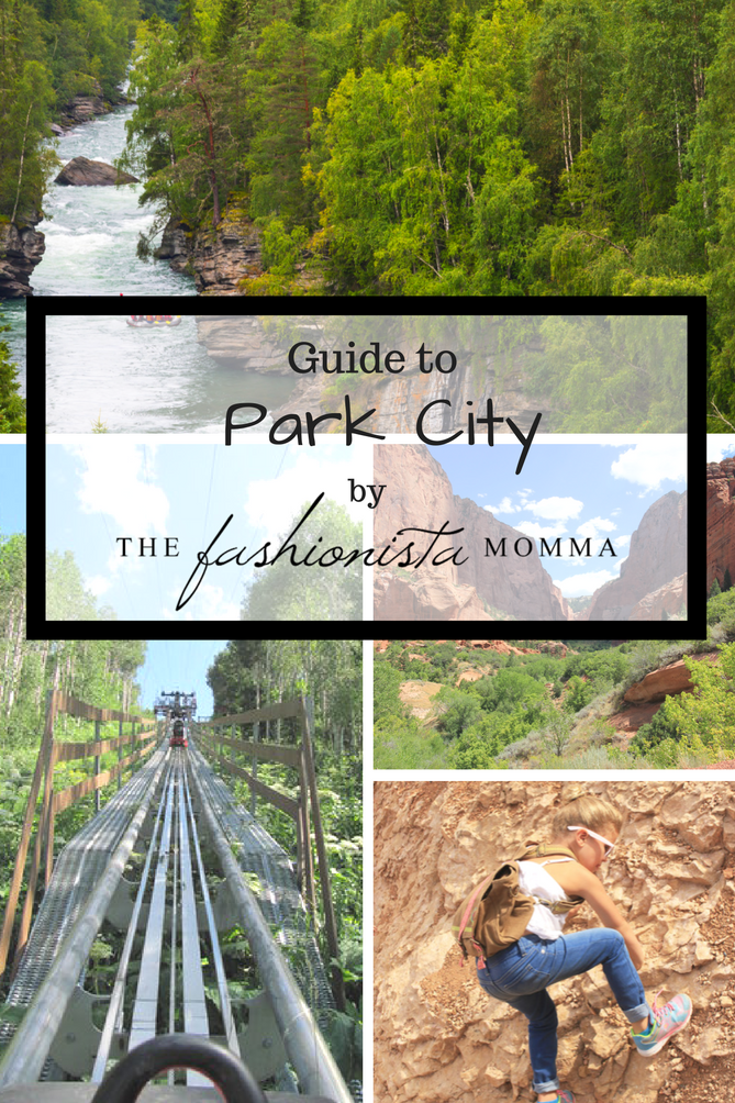 City guide to Park City UT.