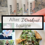 After Workout Routine
