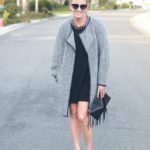 Cardigan And A Dress