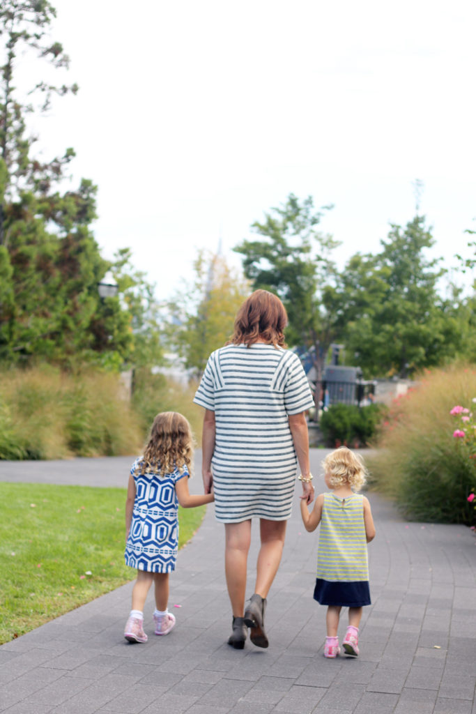 All the tips on how I became a better mom.