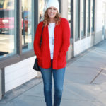 The Weekly Style Edit: Red Cardigan
