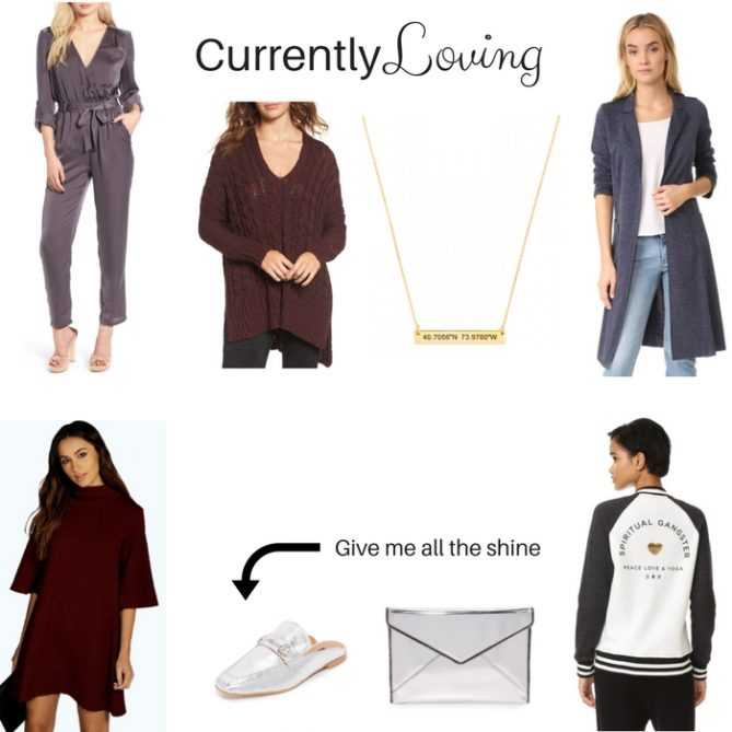 All the fun trends and must have items for January.