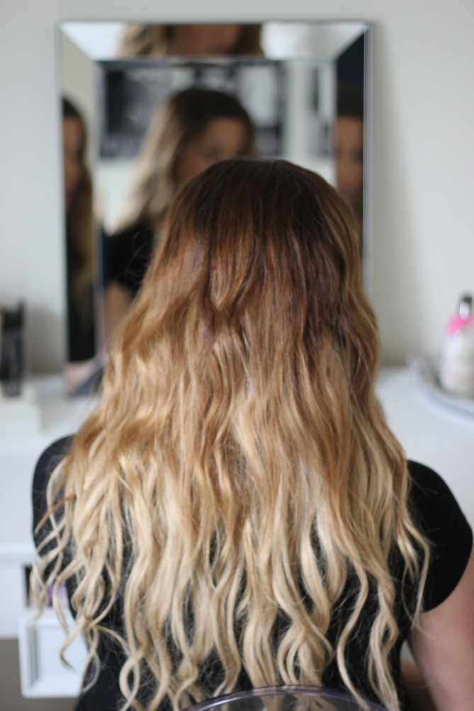 All the tips you need for your first time with hair extensions.