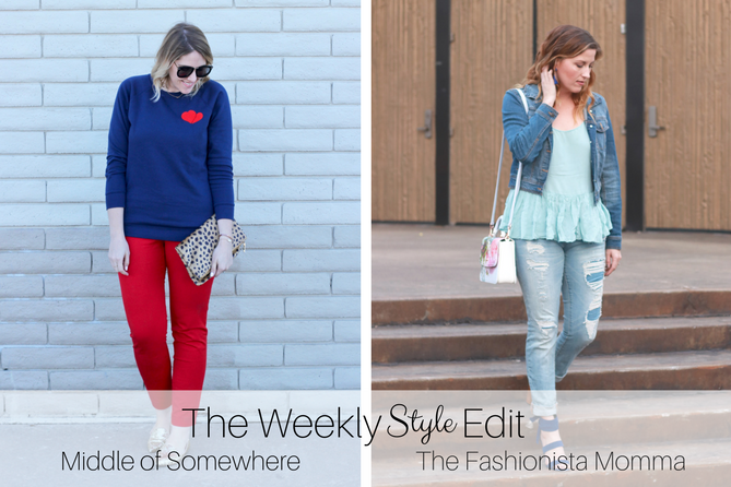 The Weekly Style Edit Fashion Linkup