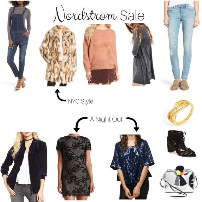 The Nordstrom Sale must buy items.