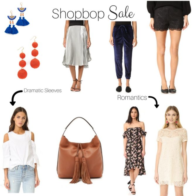 The must have Spring Trends from the Shopbop Sale.