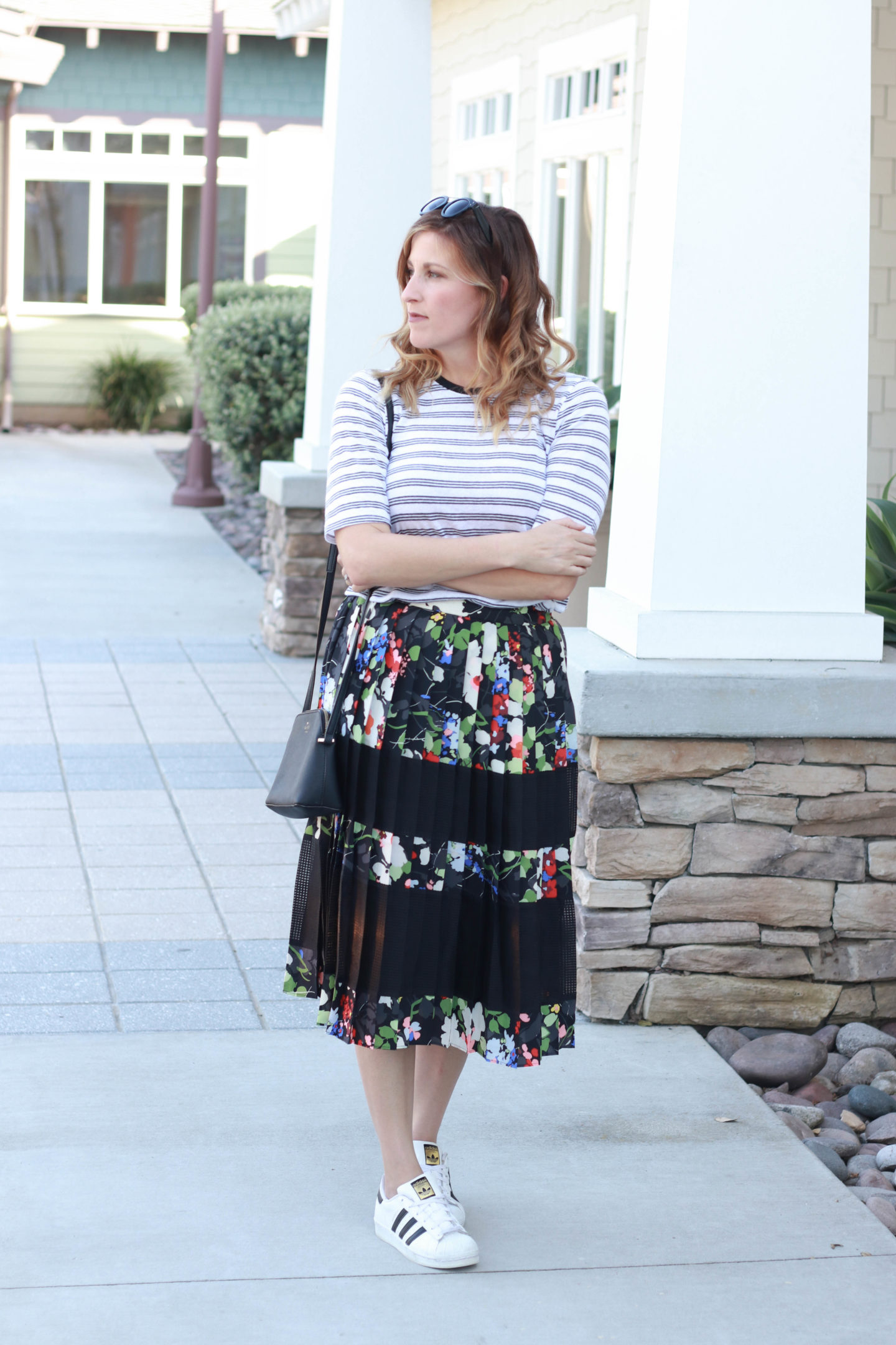 The Weekly Style Edit: Floral Skirt