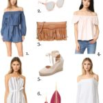 Spring Must Haves & The Shopbop Sale