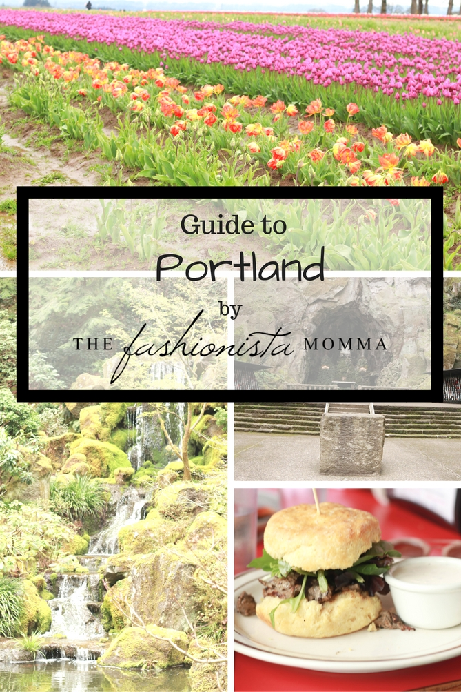The perfect family travel guide to Portland.