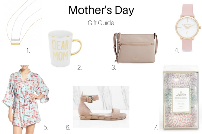 Mother's Day Gift Guide, Mottos & A Giveaway