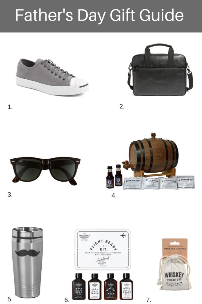 The Weekly Style Edit: Father's Day Gift Guide