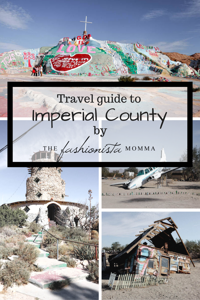 36 Hours in Imperial County