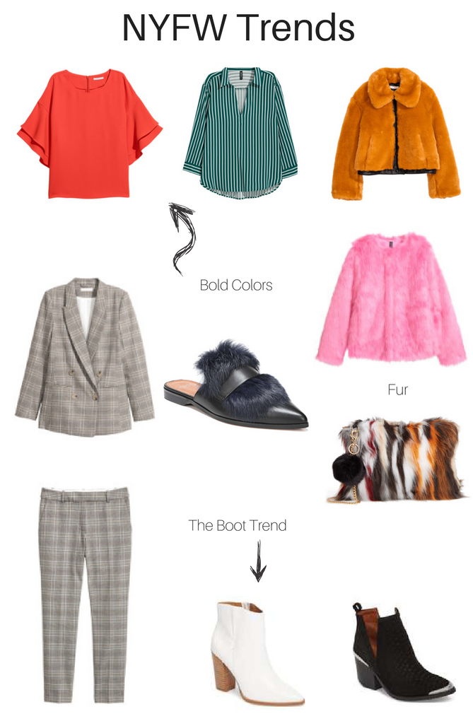 NYFW Trends that you must try for fall by popular Los Angeles fashion blogger The Fashionista Momma