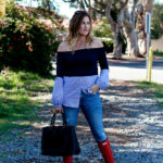 Red Rain Boots: The Weekly Style Edit