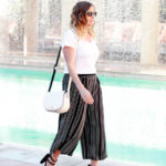 Striped Palazzo Pants: The Weekly Style Edit