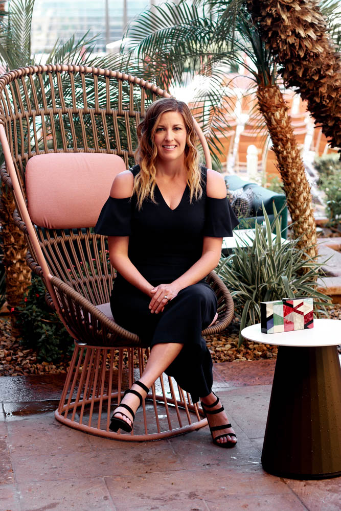 the perfect navy cropped jumpsuit from Stitch Fix by popular Los Angeles fashion blogger The Fashionista Momma