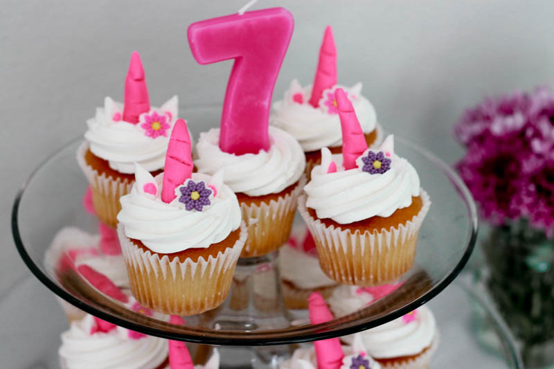 Magical Unicorn Party Ideas by popular Los Angeles lifestyle blogger, The Fashionista Momma