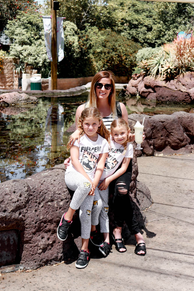 Family Fun at Seaworld San Diego by popular Los Angeles travel blogger, The Fashionista Momma