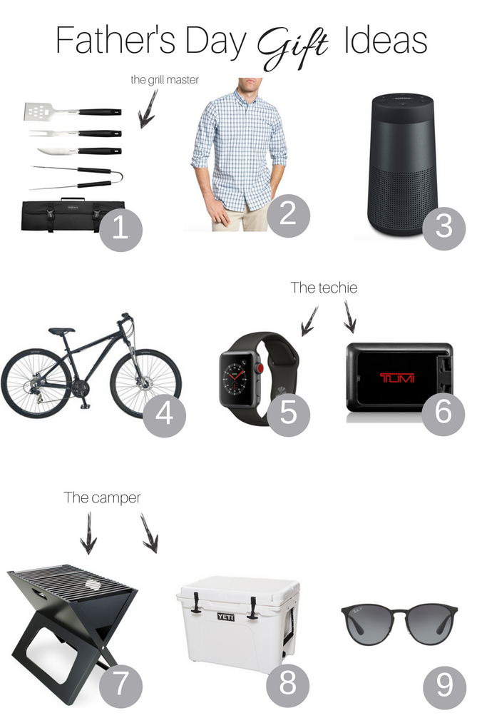 9 Thoughtful Father's Day Gift Ideas He'll Love featured by popular Los Angeles lifestyle blogger, The Fashionista Momma