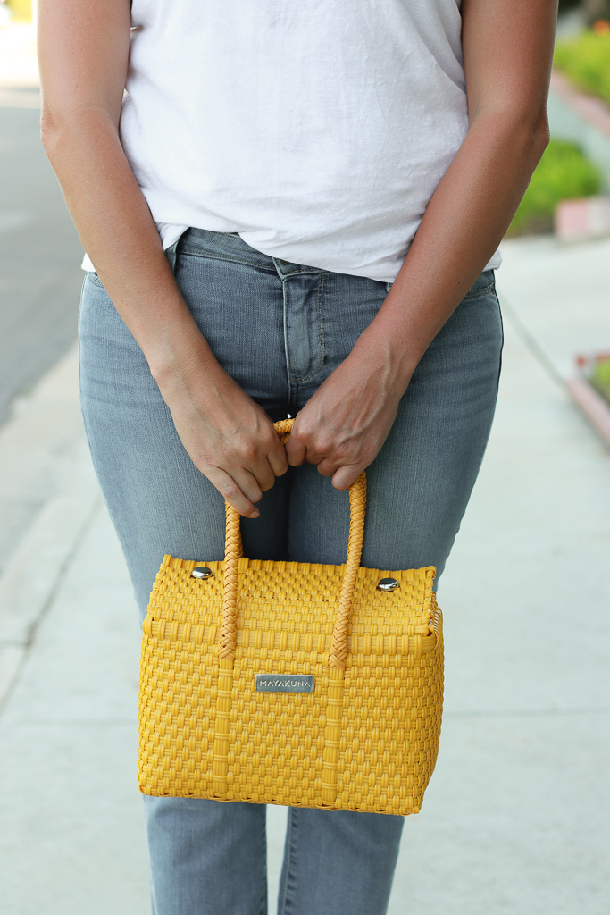 Cropped Denim featured by popular Los Angeles fashion blogger, The Fashionista Momma