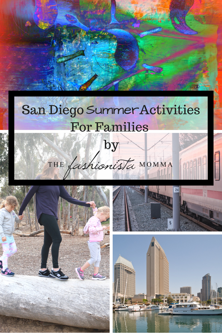 The Best San Diego Summer Activities For Families featured by popular Los Angeles travel blogger, The Fashionista Momma
