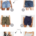 Basic Body Shapes: The Best Shorts for a Rectangle Body