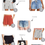 Basic Body Shapes: Shorts for the Inverted Triangle Body