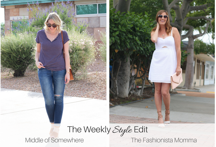 4th of July Outfit Idea featured by popular Los Angeles fashion blogger, The Fashionista Momma