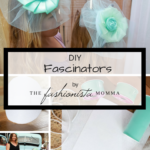 DIY Fascinator For Opening Day