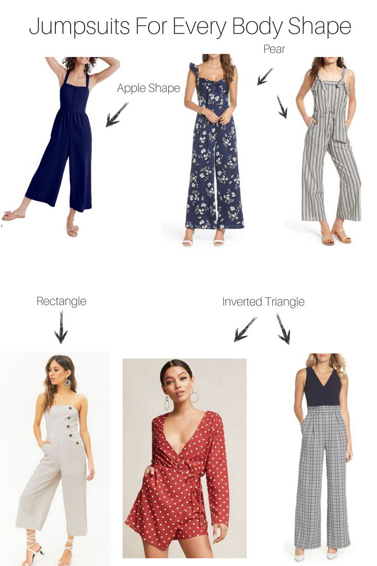 The Perfect Jumpsuit For Every Body Shape featured by popular Los Angeles fashion blogger, The Fashionista Momma