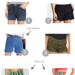 Basic Body Shapes - Shorts For An Hourglass