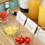 The Perfect Mimosa Bar