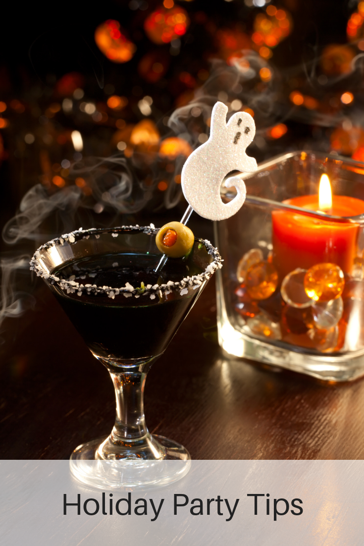 Host the ultimate party with these holiday party tips.
