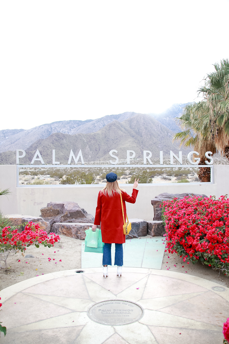 The Fashionista Momma shares her favorite places to shop in Palm Springs.