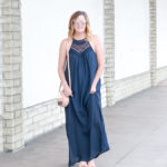 Navy Maxi Dress: The Weekly Style Edit
