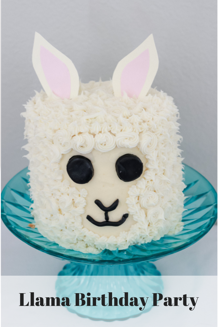 The Fashionista Momma shares an 8 year olds llama birthday party.
