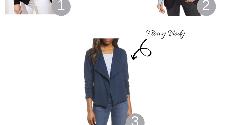 Top 5 Best Blazers for the Apple Shape Woman
