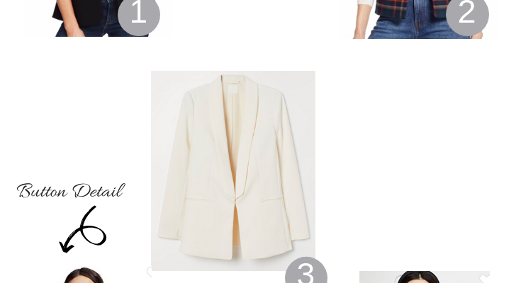 Top 5 Best Blazers For The Hourglass Shape Woman