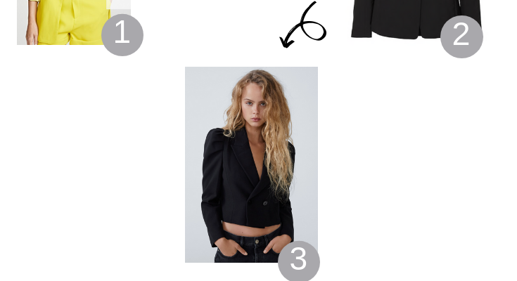 Top 5 Cute Fall Blazers for the Pear Shaped Woman
