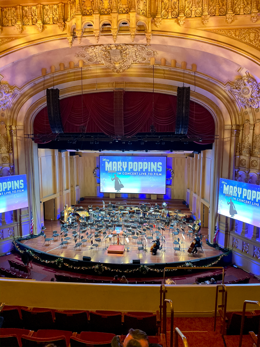 The Ultimate SoCal Staycation featured by Popular US Travel Blog, The Fashionista Momma; Picture of San Diego Symphony Hall