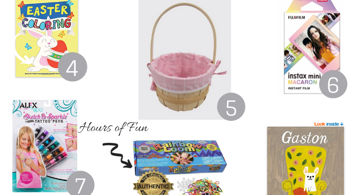 Guide To The Perfect Easter Basket